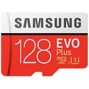 Карта памяти Samsung microSDXC EVO Plus 128Гб, арт. 647