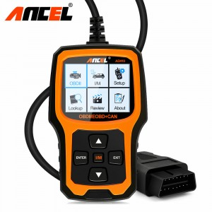 Автосканер ANCEL AD410, арт. 586