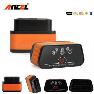 Автосканер Ancel iCar2 ELM327 OBD-II Bluetooth, арт. 615