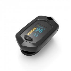 Пульсоксиметр BOXYM oSport с аккумулятором черный, арт. 1054