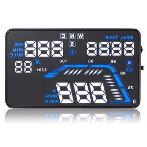 Проектор GPS на лобовое стекло Q7 - 5.5 дюйма, арт. 226
