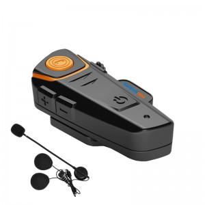 Мотогарнитура Fodsports BT-S2 Pro для открытого шлема арт. 1018