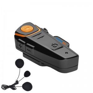 Мотогарнитура Fodsports BT-S2 Pro для закрытого шлема арт. 1017