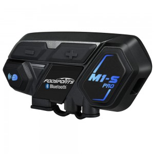 Мотогарнитура Fodsports M1-S Pro универсальная арт. 1024