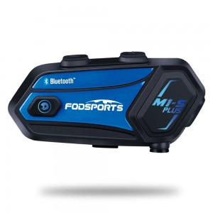 Мотогарнитура Fodsports M1-S Plus универсальная арт. 1286