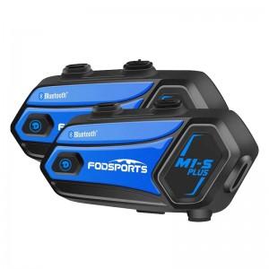 Комплект мотогарнитур Fodsports M1-S Plus, универсальные арт. 1287