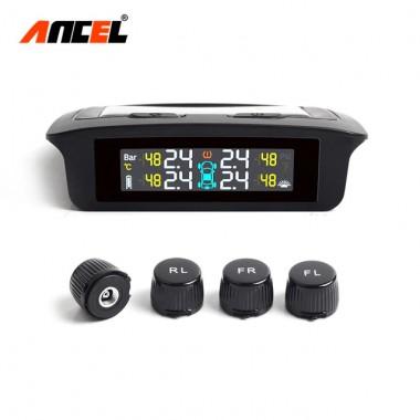 Система контроля давления в шинах ANCEL SOLAR TPMS, арт. 735
