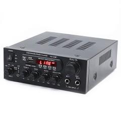 Усилитель для колонок CLAITE KS-33BT 100Вт FM приемник, MP3/USB арт. 1070