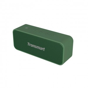 Bluetooth колонка Tronsmart Element T2 Plus зеленая, арт. 1193