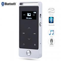 HiFi плеер Benjie S5 серебристый bluetooth, арт. 593