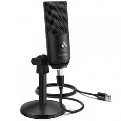 Студийный USB-микрофон FIFINE K670 черный арт. 1119
