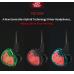 Гибридные наушники  KZ ES4 черные без микрофона арт. 854