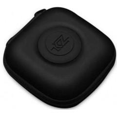 Чехол для наушников KZ PU квадрат, черный, арт. 645