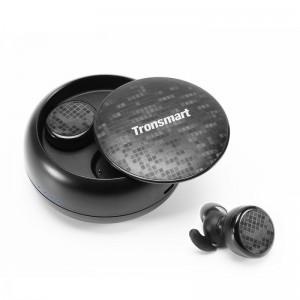 Bluetooth наушники Tronsmart Spunky Buds black, арт. 782