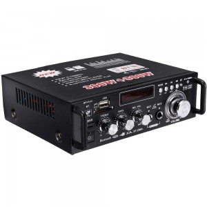 Bluetooth усилитель TM8 BT-298A 80 Вт, арт. 1299