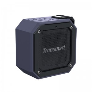 Bluetooth колонка Tronsmart Element Groove, синяя, арт. 874