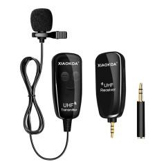 Беспроводной микрофон-петличка XIAOKOA N81-UHF, арт. 1160