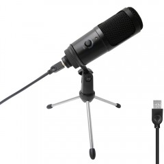 USB-микрофон YTOM M1 Pro Black, арт. 1205