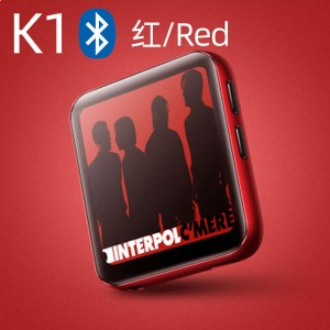 HiFi плеер BENJIE K1 16Гб красный, арт. 906