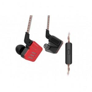 Арматурные наушники KZ BA10 с микрофоном, арт. 916