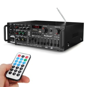 Bluetooth усилитель для колонок Sunbuck AV-MP326BT, арт. 968
